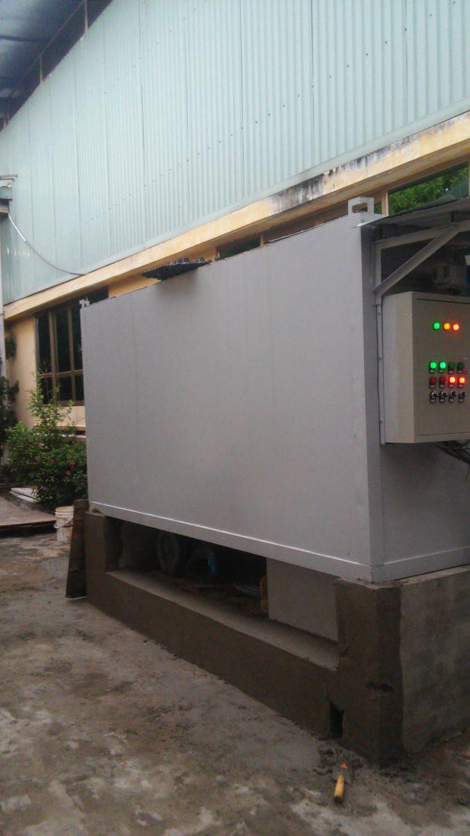 Cung cấp hệ thống xử lý nước thải 10m3/ngày, đêm